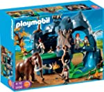 Playmobil 5100 Stone Age Cave with Ma...
