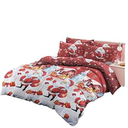 Stampa Copripiumino.3d Due Letti Queen Bedding Set Poliestere Hd Flowers Stampa