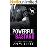 Powerful Bastard: A Hero Club Novel
