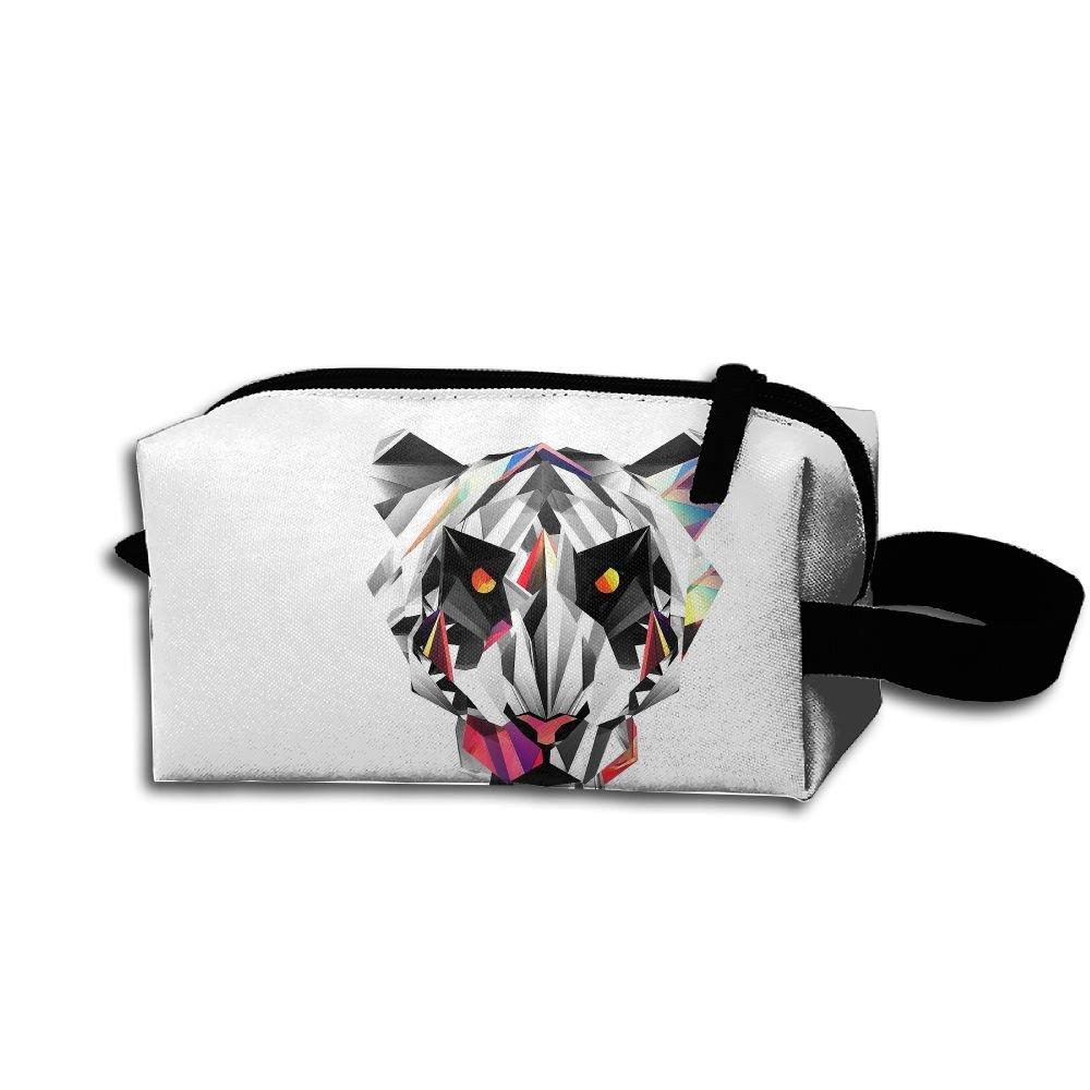 Makeup Cosmetic Bag 3d Animal Model Zip Travel Portable Storage Pouch For Men Women