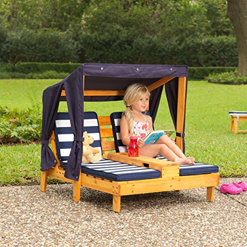 Buy double chaise outdoor chair