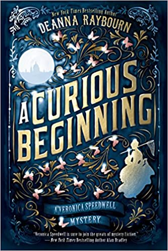 Image result for curious beginning raybourn
