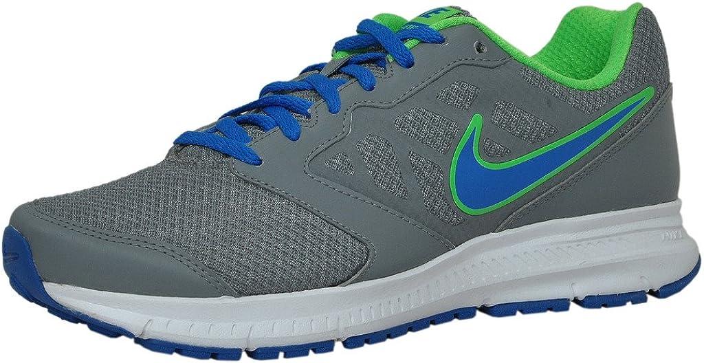 Nike Mens Downshifter 6 MSL Grey- Soar Blue Running Shoes -8 UK/India (42.5 EU)(9 US): Amazon.es: Zapatos y complementos
