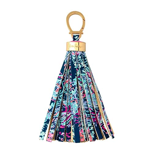 Amazon.com   Lilly Pulitzer Keychain - Gypsea Girl   Office Products d657af7bcb28