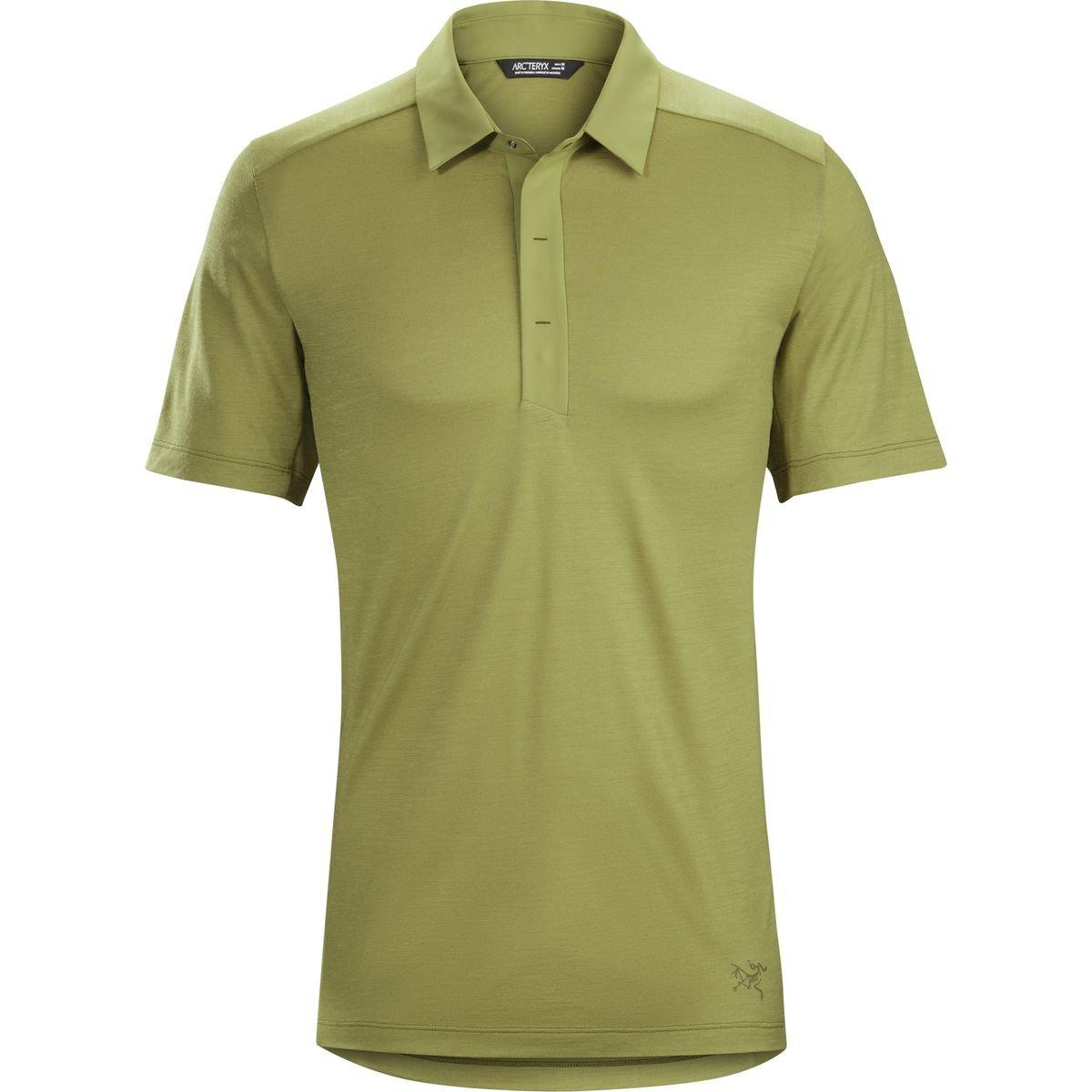 Arcteryx Mens A2b Polo Short Sleeve At Amazon Mens Clothing Store