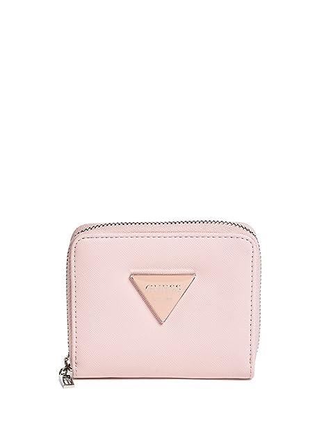 Guess Factory Abree de la mujer pequeña cartera con cremallera alrededor: Amazon.es: Zapatos y complementos