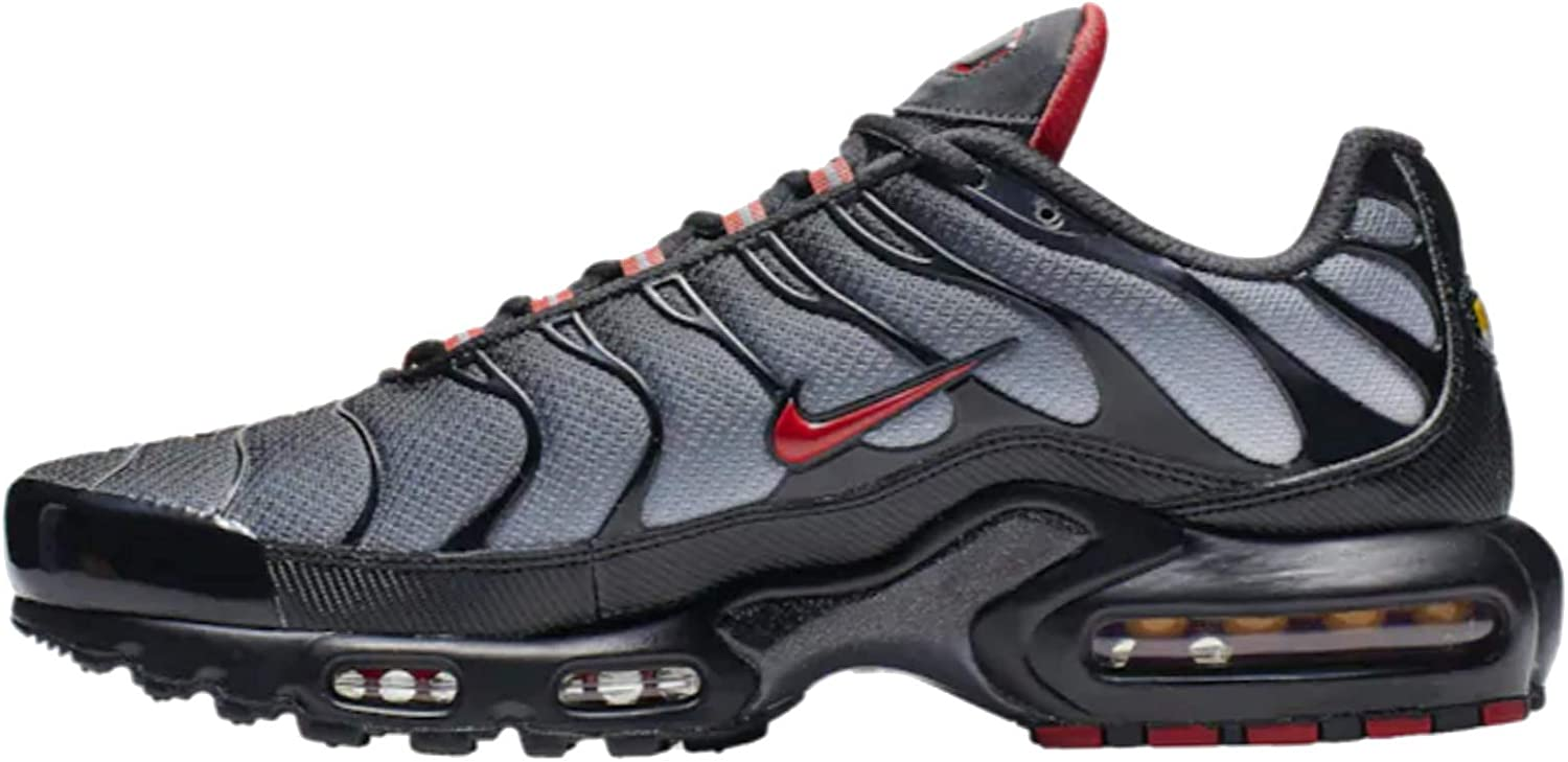 Fresco Pegajoso Permanece  Amazon.com: Nike Air Max Plus Mesh Zapatillas de correr para hombre: Shoes