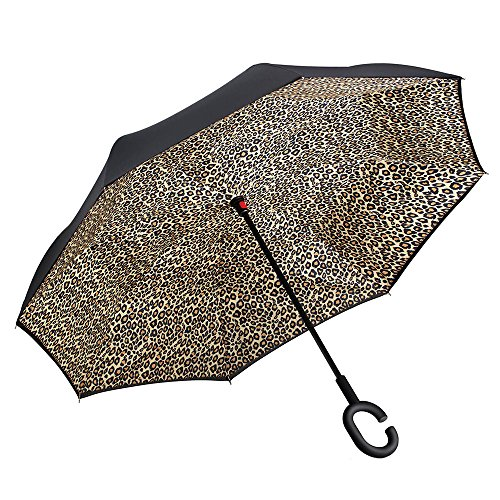 Windproof Inverted Upside down Protection Umbrellas product image