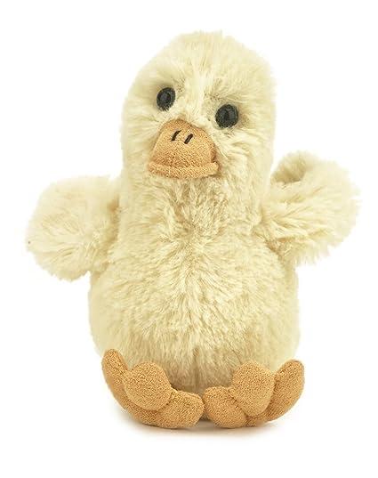 Amazon Com Bearington Quackers Yellow Duck Stuffed Animal