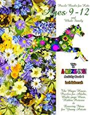 Puzzle Books for Kids Ages 9-12 and Whole Family. Activity Book 1. The Magic House, Puzzles for Adults, Multi-page Maze, Hidden Pictures & Drawing Ideas for Young Artists.