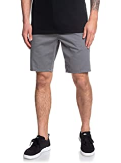 6b18cf0ae6fc Amazon.com: Quiksilver Men's Everyday Chino Shorts: Clothing