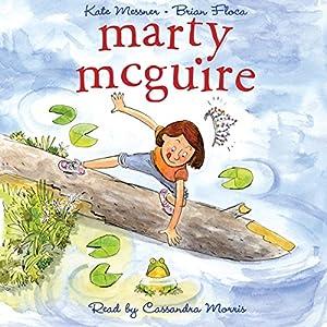 Marty McGuire Audiobook