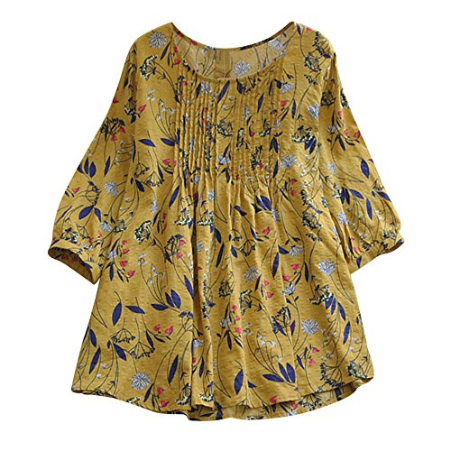 - AOJIAN Women's Floral Print Short Sleeve V Neck Ruched Twist Tops Loose Casual Blouse Shirts,Women's Short Sleeve V-Neck Shirts Loose Casual Tee T-Shirt
