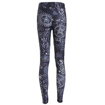 Pantalones Yoga Mujeres Mallas Deportivas, Mujeres Sexy ...