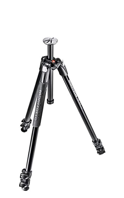 Manfrotto MT290XTA3 290 Xtra Alu 3 Section Tripod (Black) Tripods & Monopods at amazon