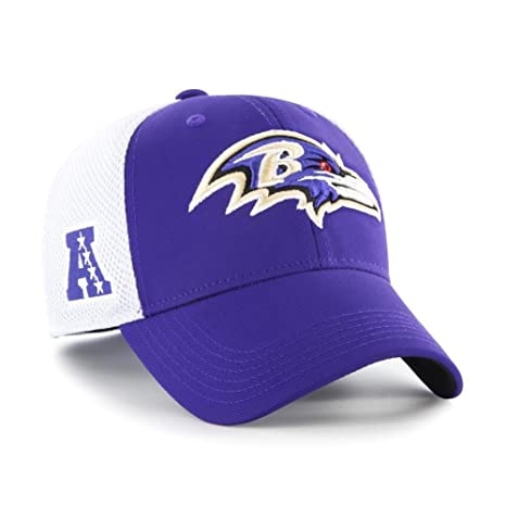 info for 41531 b85af Image Unavailable. Image not available for. Color   47 Back Pedal Baltimore  Ravens Brand Fitted Hat