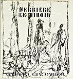 Derrière Le Miroir, No. 39-40, Juin-Juillet…