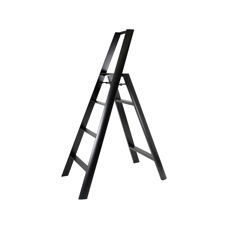 Hasegawa LaddersStep Ladder, Black