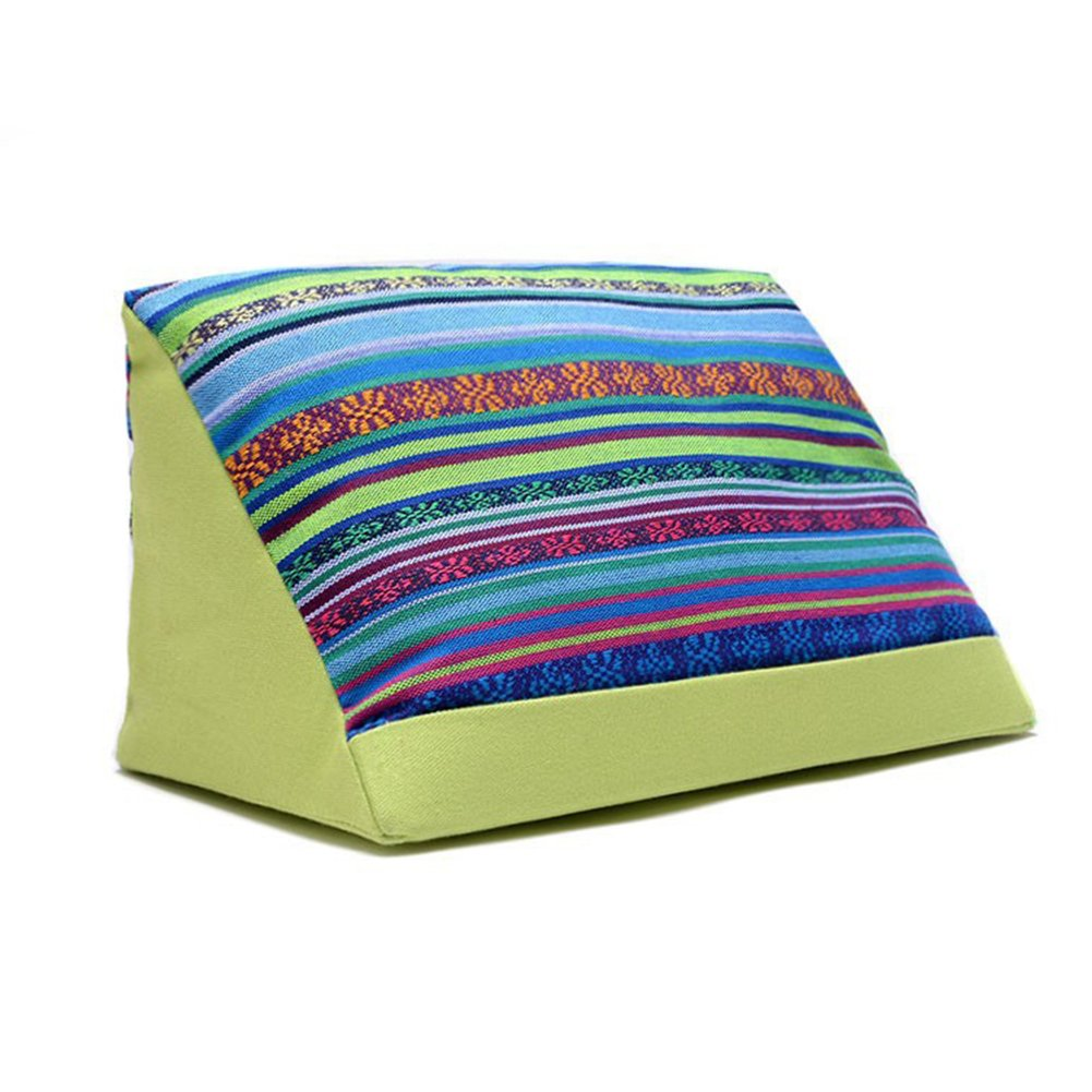 She-love Ethnic style Tablet Pillow,Tablet Stand For iPad Pro Air mini Sofa Reading Stand iPad Pillow Stand