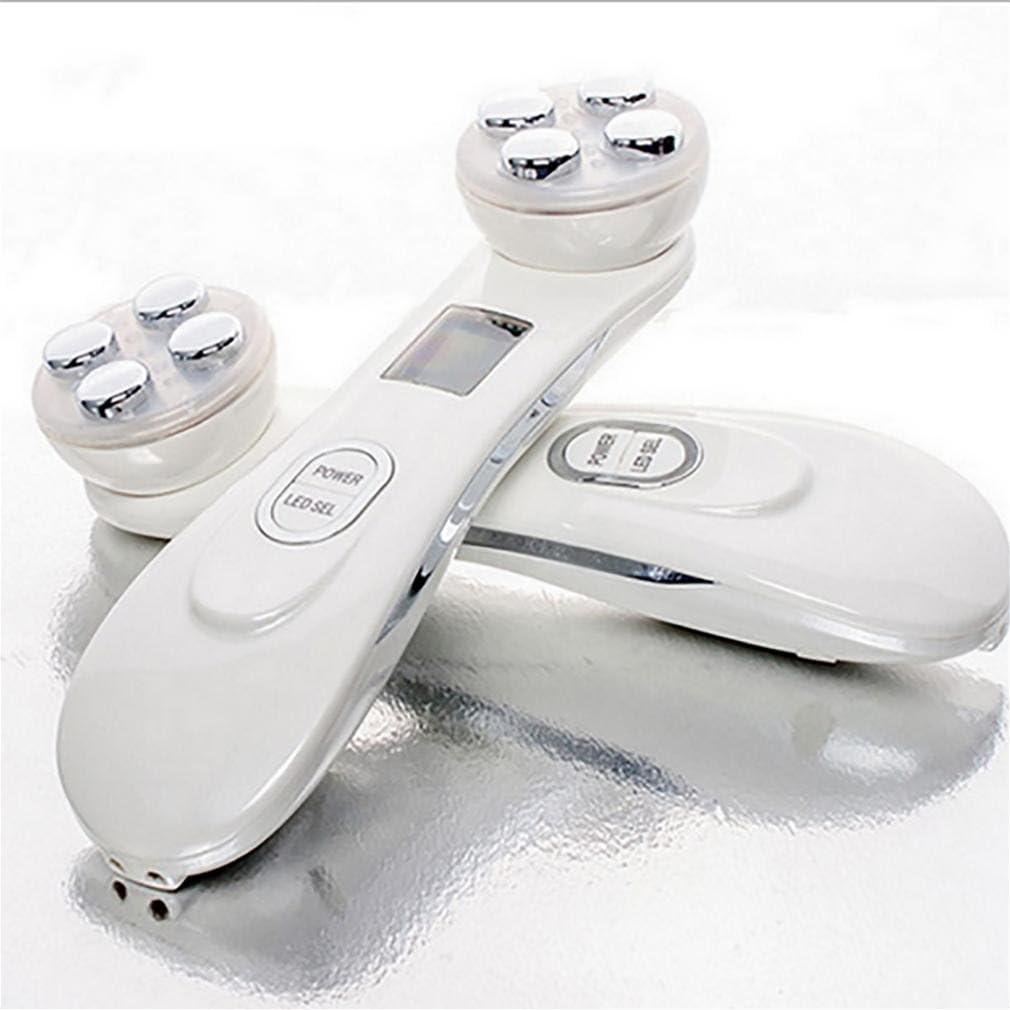 Beauty Instrument LL-Personal Profesional portátil Mesoterapia electroporación RF RF Placa Frontal LED de iluminación Tratamiento Cuidado de la Piel ...