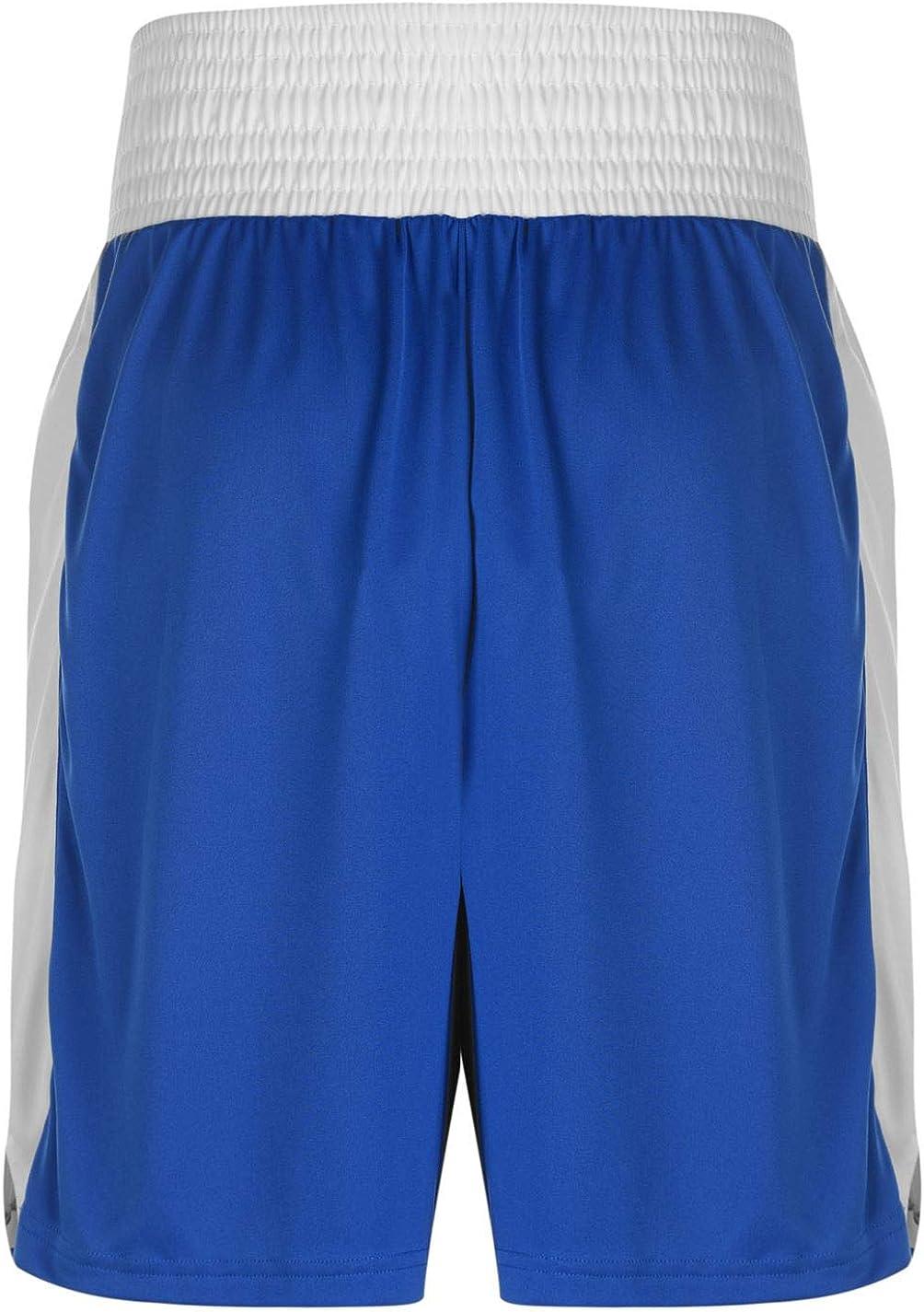Lonsdale Shorts Pantaloncini da Boxe Pugilato Logo Uomo