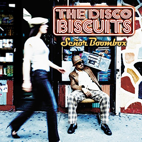 Flood Lights Disco Biscuits