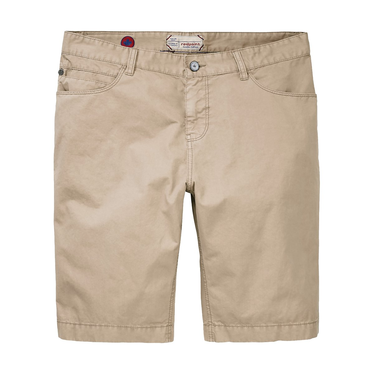 ROTpoint XXL Shorts beige Sherbrook