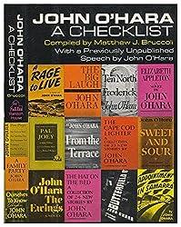 John O'Hara: a checklist