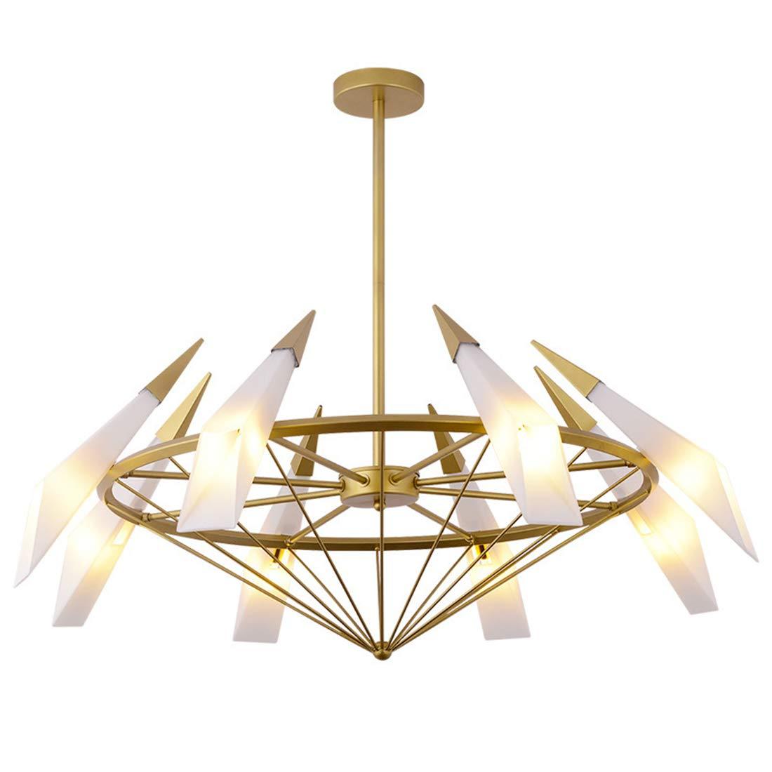 Zceillamp Diseño Moderno de Cono LED Luces de Techo Lámpara ...