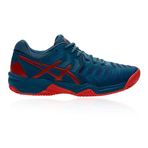 Asics Gel-Resolution 7 GS Junior Clay Zapatilla Indoor S ...
