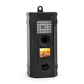 DURAMAXX Grizzly S Cámara trampa de vigilancia y observación (sensor CMOS HD 5 MP,