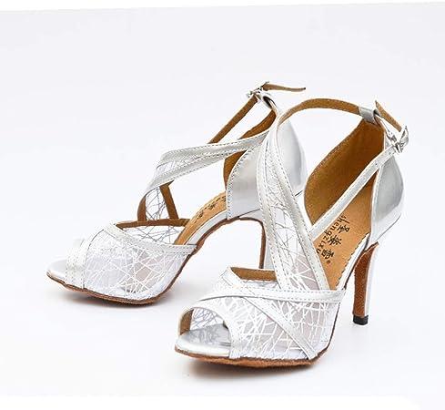 Chaussure Femme De Salon Chaussures JHDPH3 Femme Cuir Danse vnm8Nw0O