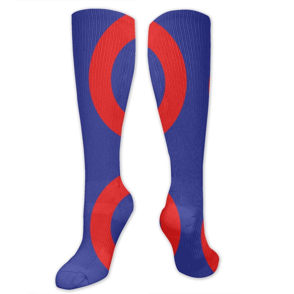 Fabric 1787 Mens//Womens Sensitive Feet Wide Fit Crew Socks and Cotton Crew Athletic Sock Phish Proper Size! XXL