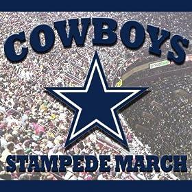 Amazon Com Cowboys Stampede March Aka Dallas Cowboy S