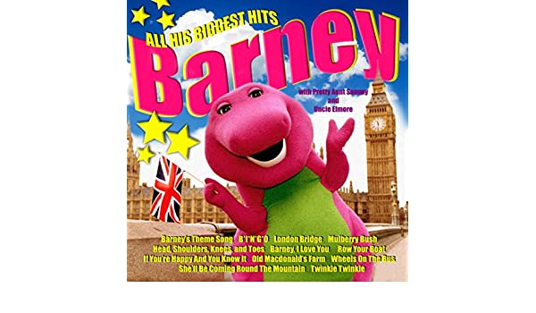 Barney's Theme Song by Magic Palace on Amazon Music - Amazon com
