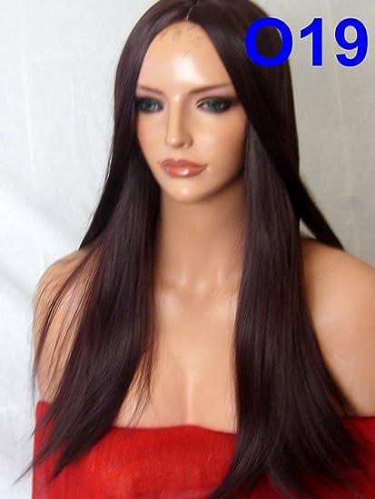 Pams Parrucca Lunga Da Poker Colore Naturale Resistente