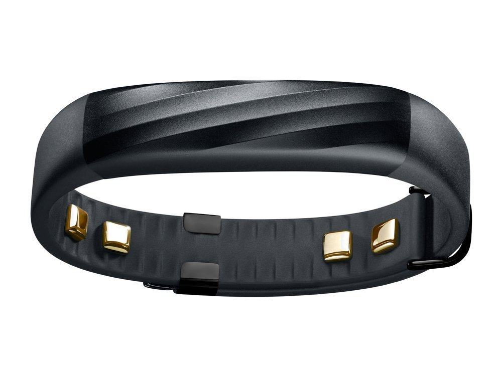 Jawbone JL04-0303ABD-SC UP3 Activity Tracker + Heart Rate - Black by Jawbone