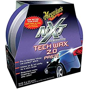 Meguiars NXT Tech Wax Paste 2.0 - Cera para coche (311 g)