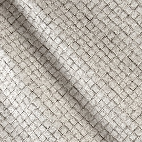 - Plastex Fabrics Faux Leather Tile Basketweave Stone Fabric By The Yard