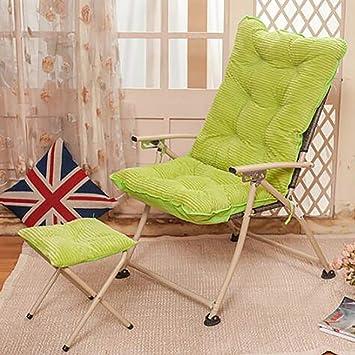 De Chaiselongue Pliante Soleil Confortable Chaise Coussin Bain W2YEHI9D