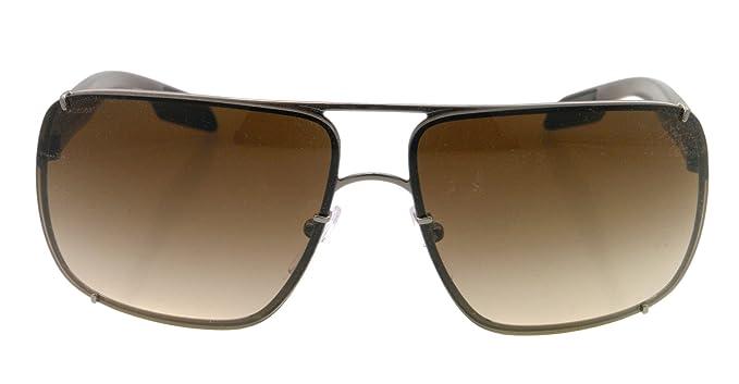 d1452511d1290 ... new zealand prada sunglasses sps 53o brown 5av6s1 sps53o amazon  clothing cf43a 5bb18