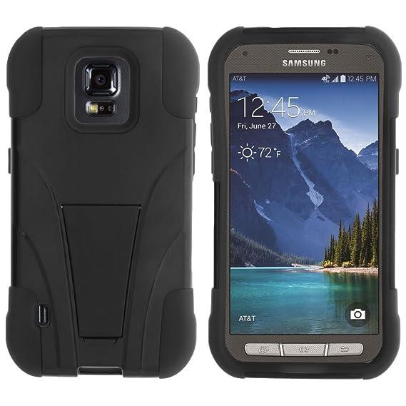 brand new e3fda 0a38e Amazon.com: TurtleArmor   Samsung Galaxy S5 Active Case   G870 [Gel ...