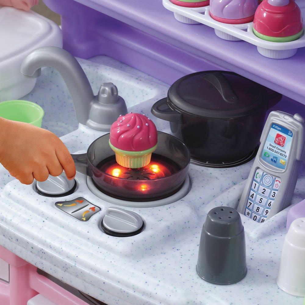 Step Little Bakers Kitchen Playset Kitchen Playsets - Step 2 little bakers kitchen