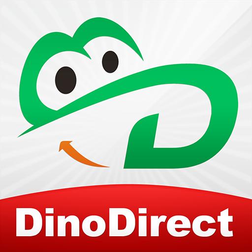 DinoDirect - Shopping China - Paypal Orders Tracking