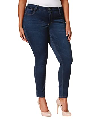 ea50f6c7ab3d7b Amazon.com: Celebrity Pink Trendy Plus Size Super-Soft Walker Skinny ...