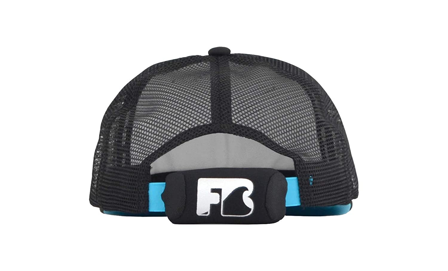 c03a1a256c9 Amazon.com : Floatback: Attachable Hat Float [Black] Make Any hat  Unsinkable. Stash Pocket for Keys and Cash [Easy Connect Float to Hat] :  Sports & Outdoors