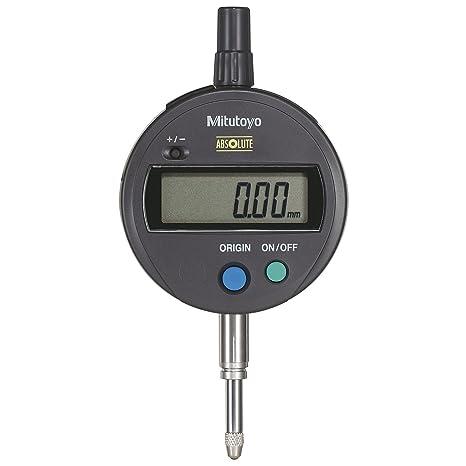 Reloj de comparación digital Mitutoyo, rango de Medición 12,7 mm, 1 pieza
