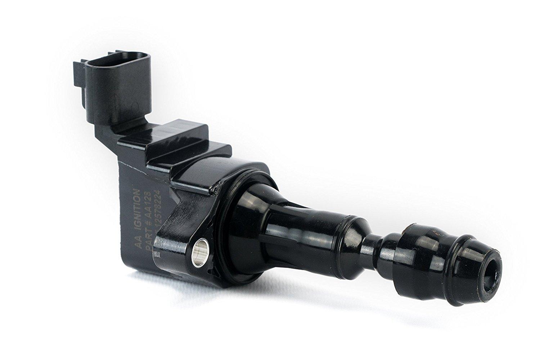 Ignition Coil Pack - Replaces 12638824, 12578224, D522C - Fits 2 4L, 2 2L,  2 0L Turbo - Chevy Malibu, HHR, Cobalt, Equinox, GMC Terrain, Pontiac G6