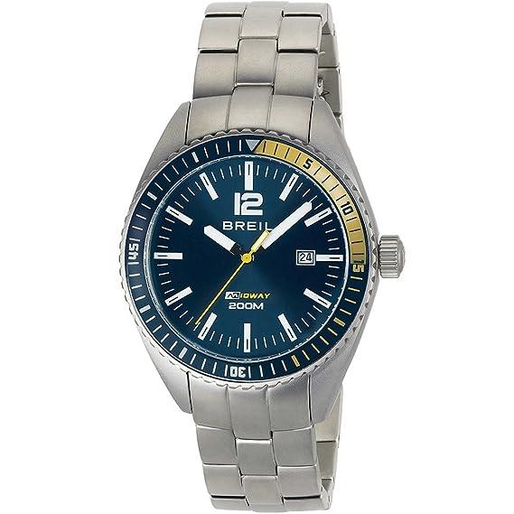 49b0d18c34a1 Reloj Breil Midway  Amazon.es  Relojes