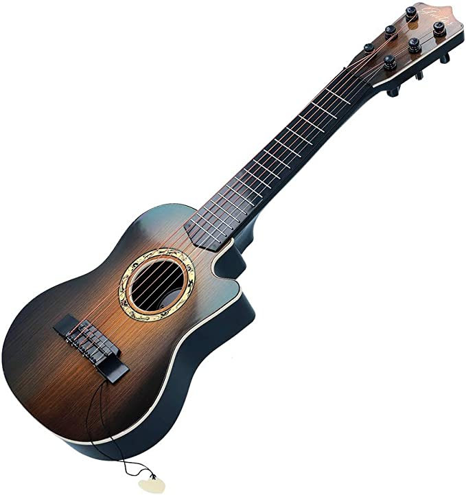 Colorbaby-123 Music Guitarra española de juguete, 54 cm (49166 ...